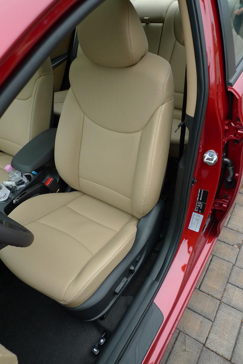 DRIVEN: Hyundai Elantra MD tested in Korea! Image #96930