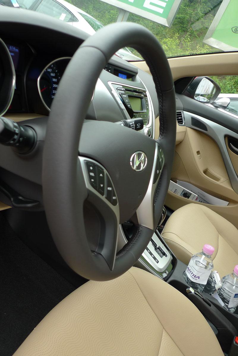 DRIVEN: Hyundai Elantra MD tested in Korea! Image #96931
