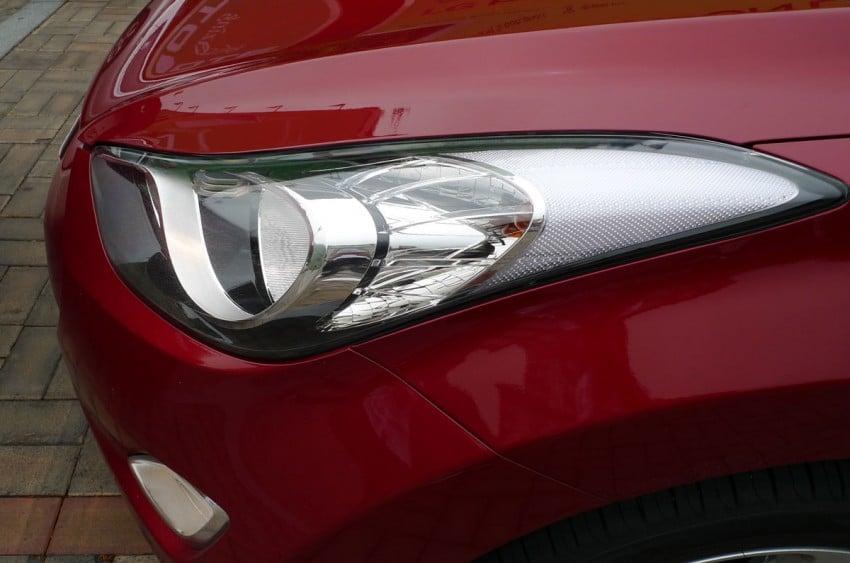 DRIVEN: Hyundai Elantra MD tested in Korea! Image #96933
