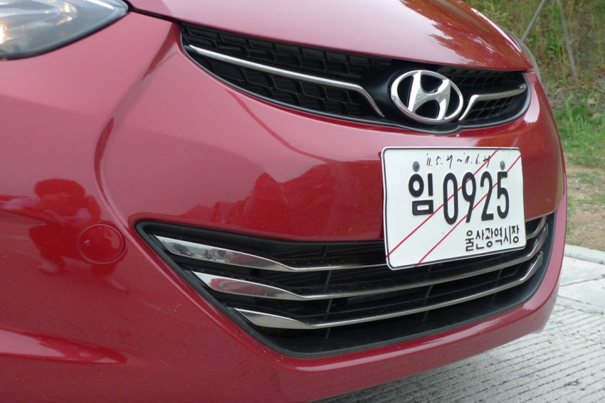 DRIVEN: Hyundai Elantra MD tested in Korea! Image #96944
