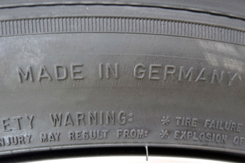 Goodyear Eagle F1 Asymmetric 2 sampled on the road Image #84527