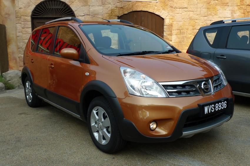 Test Drive Report: New Nissan Livina X-Gear 1.6 Auto Image #67319