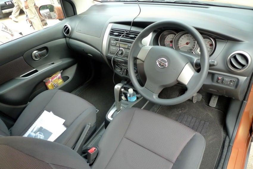 Test Drive Report: New Nissan Livina X-Gear 1.6 Auto Image #67321