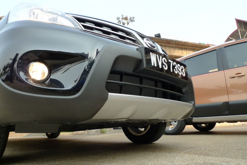 Test Drive Report: New Nissan Livina X-Gear 1.6 Auto Image #67325