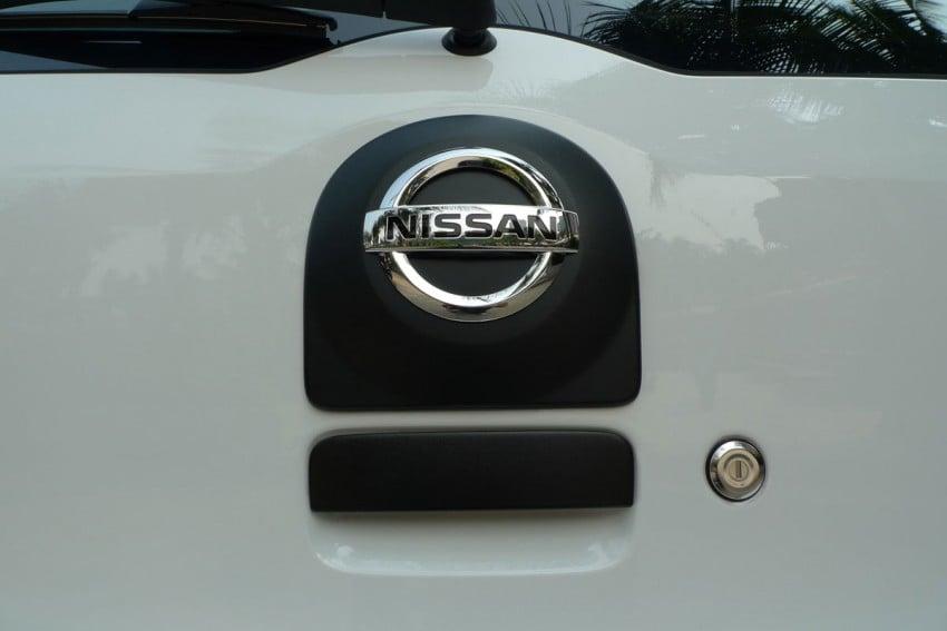 Test Drive Report: New Nissan Livina X-Gear 1.6 Auto Image #67326