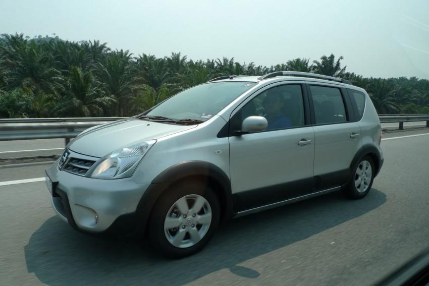 Test Drive Report: New Nissan Livina X-Gear 1.6 Auto Image #67331