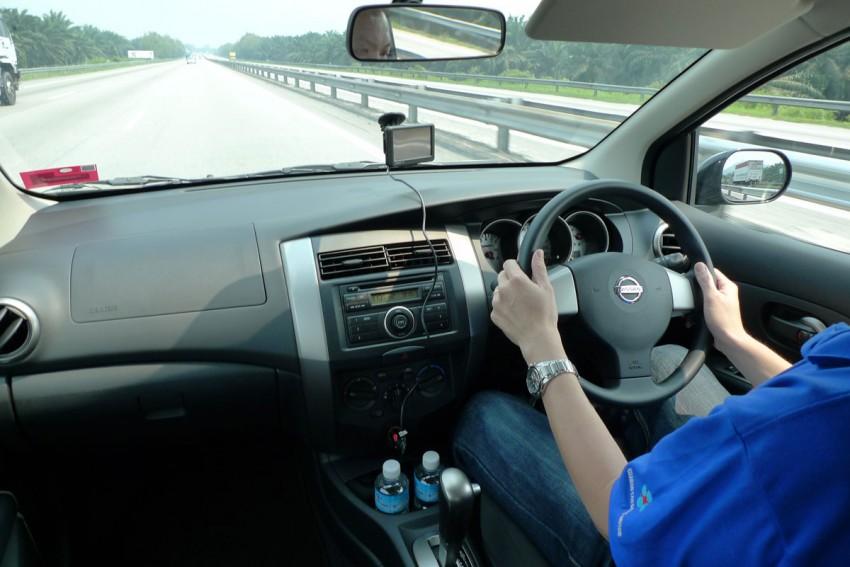 Test Drive Report: New Nissan Livina X-Gear 1.6 Auto Image #67332
