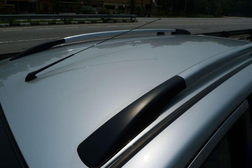 Test Drive Report: New Nissan Livina X-Gear 1.6 Auto Image #67336