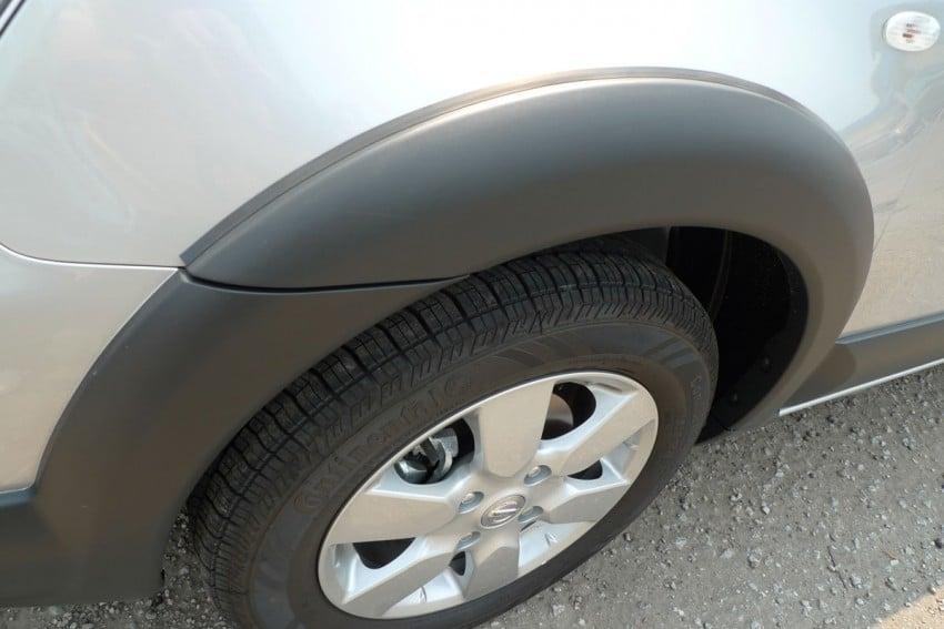 Test Drive Report: New Nissan Livina X-Gear 1.6 Auto Image #67338