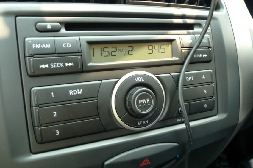 Test Drive Report: New Nissan Livina X-Gear 1.6 Auto Image #67343