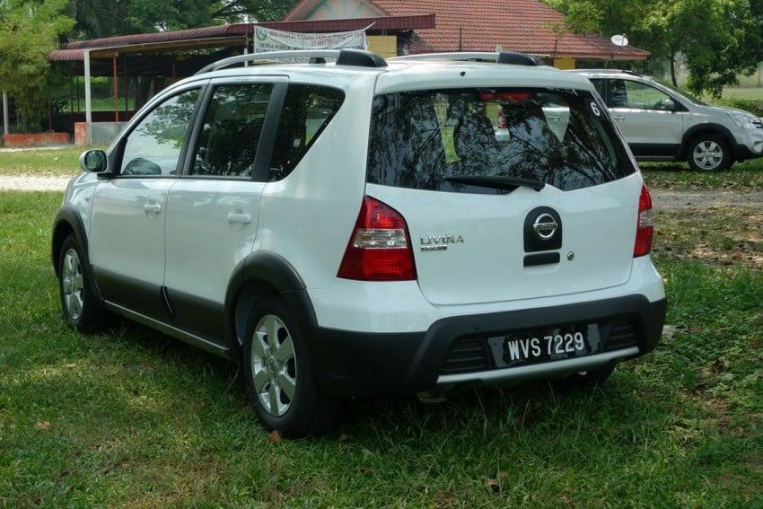 Test Drive Report: New Nissan Livina X-Gear 1.6 Auto Image #67351