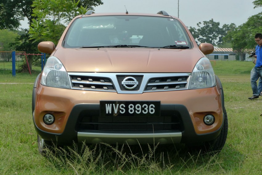 Test Drive Report: New Nissan Livina X-Gear 1.6 Auto Image #67355