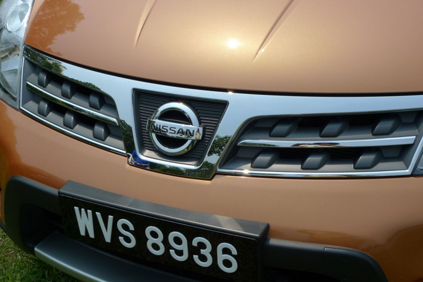 Test Drive Report: New Nissan Livina X-Gear 1.6 Auto Image #67356