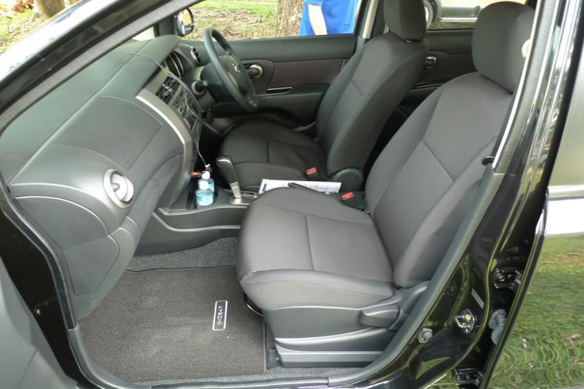 Test Drive Report: New Nissan Livina X-Gear 1.6 Auto Image #67360
