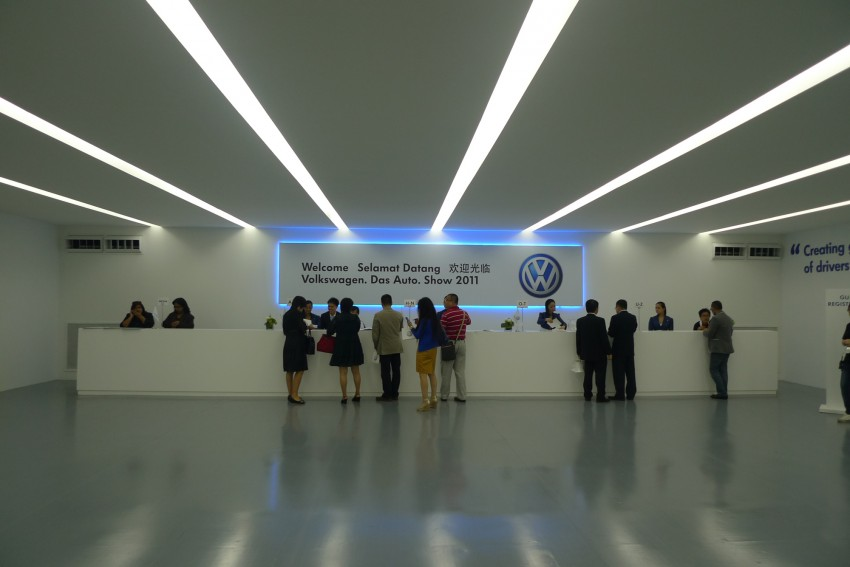 Volkswagen.Das Auto.Show 2011 happens this weekend at the Bukit Jalil Stadium carpark – admission is free! Image #67698