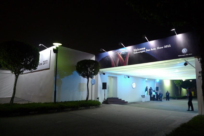 Volkswagen.Das Auto.Show 2011 happens this weekend at the Bukit Jalil Stadium carpark – admission is free! Image #67699