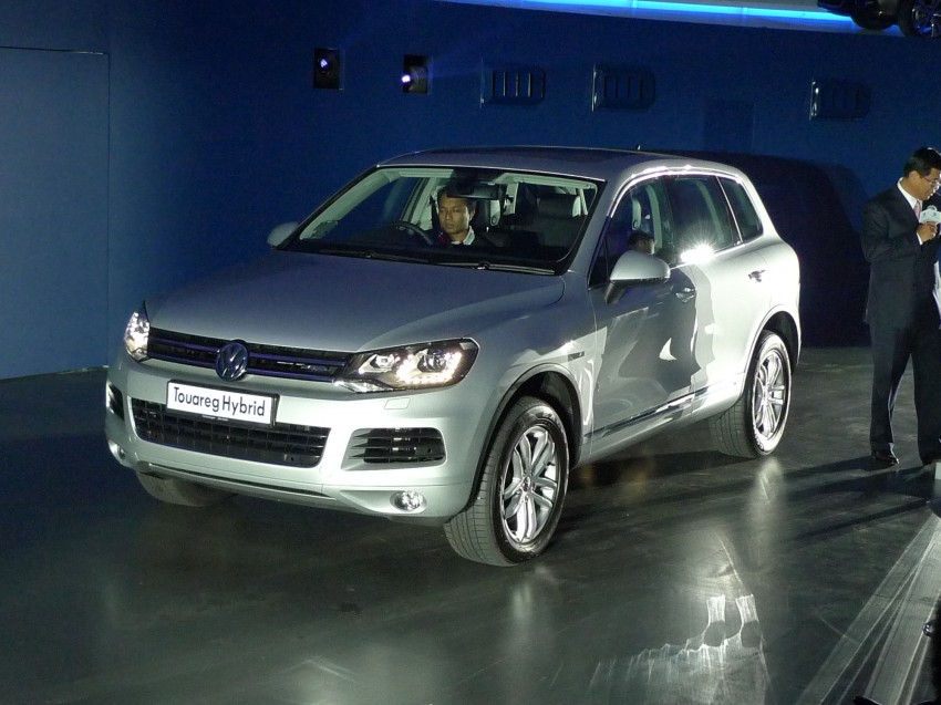 Volkswagen.Das Auto.Show 2011 happens this weekend at the Bukit Jalil Stadium carpark – admission is free! Image #67729