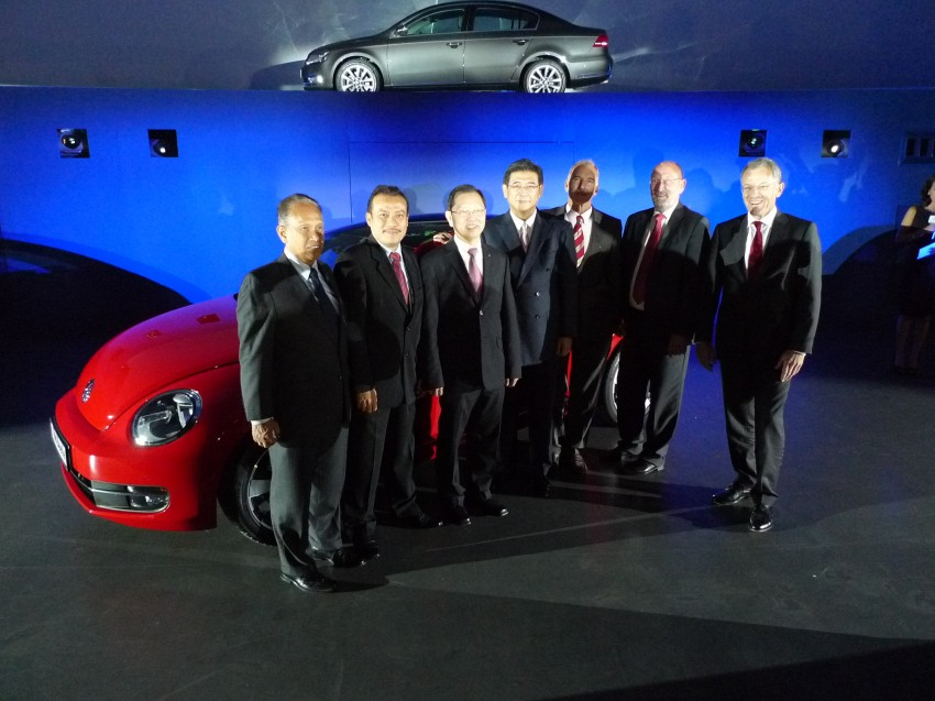 Volkswagen.Das Auto.Show 2011 happens this weekend at the Bukit Jalil Stadium carpark – admission is free! Image #67734