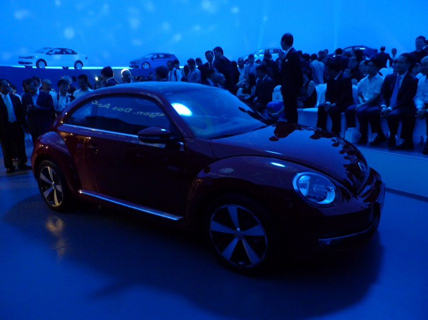 Volkswagen.Das Auto.Show 2011 happens this weekend at the Bukit Jalil Stadium carpark – admission is free! Image #67735