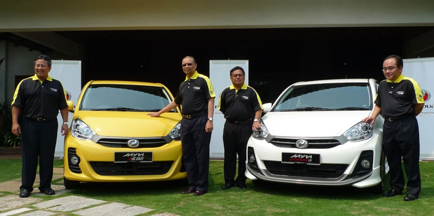 Perodua Myvi SE 1.5 and Extreme Launch and Test Drive Review Image #68791