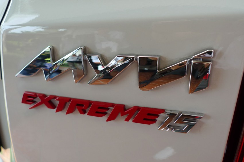 Perodua Myvi SE 1.5 and Extreme Launch and Test Drive Review Image #68813