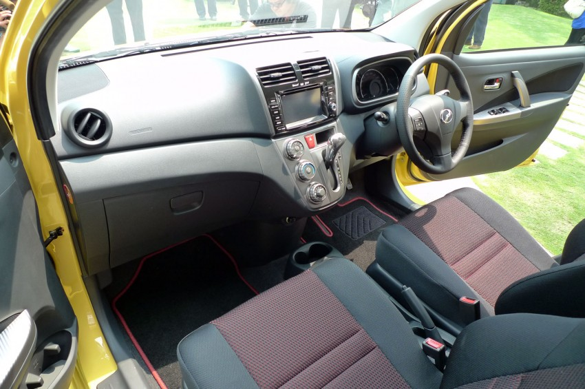 Perodua Myvi SE 1.5 and Extreme Launch and Test Drive Review Image #68816