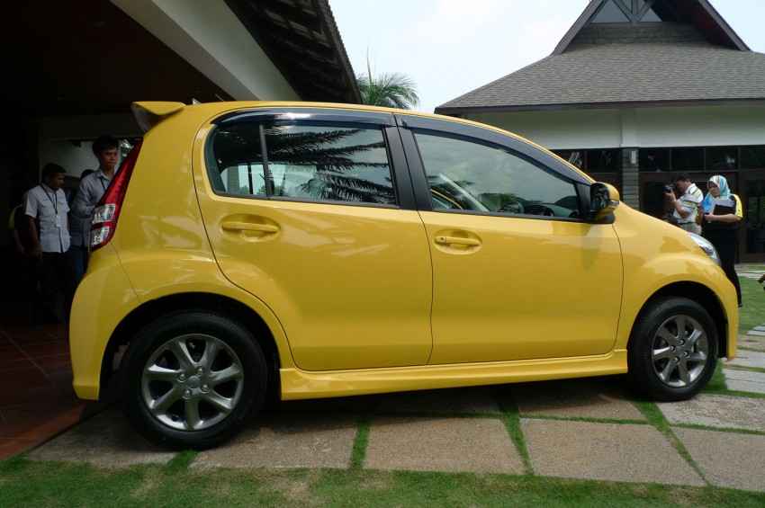 Perodua Myvi SE 1.5 and Extreme Launch and Test Drive Review Image #68822