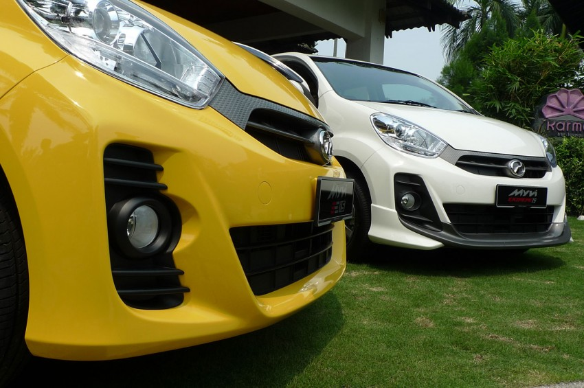 Perodua Myvi SE 1.5 and Extreme Launch and Test Drive Review Image #68823