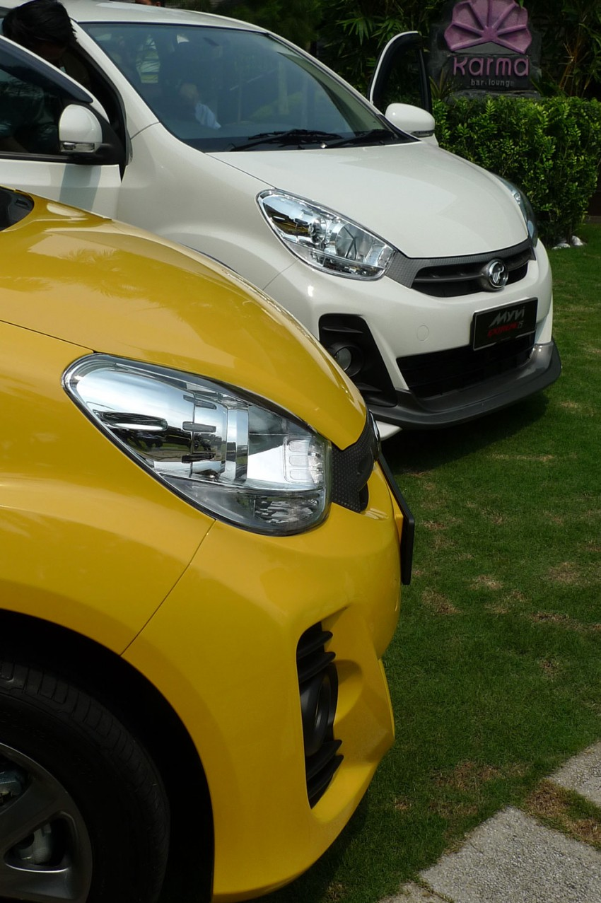 Perodua Myvi SE 1.5 and Extreme Launch and Test Drive Review Image #68824