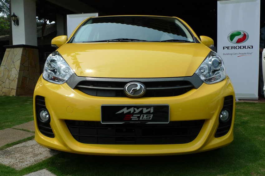 Perodua Myvi SE 1.5 and Extreme Launch and Test Drive Review Image #68826