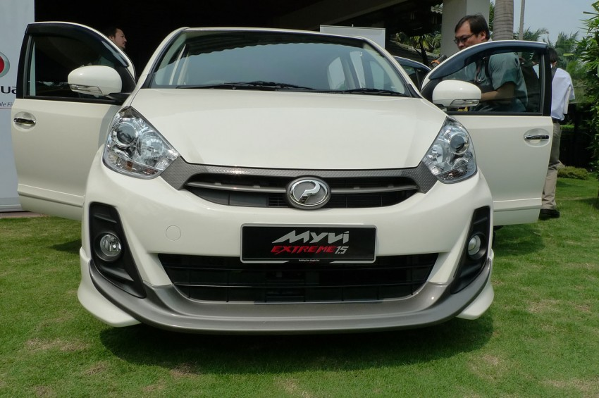 Perodua Myvi SE 1.5 and Extreme Launch and Test Drive Review Image #68827