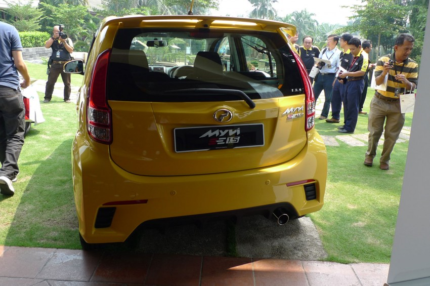 Perodua Myvi SE 1.5 and Extreme Launch and Test Drive Review Image #68828