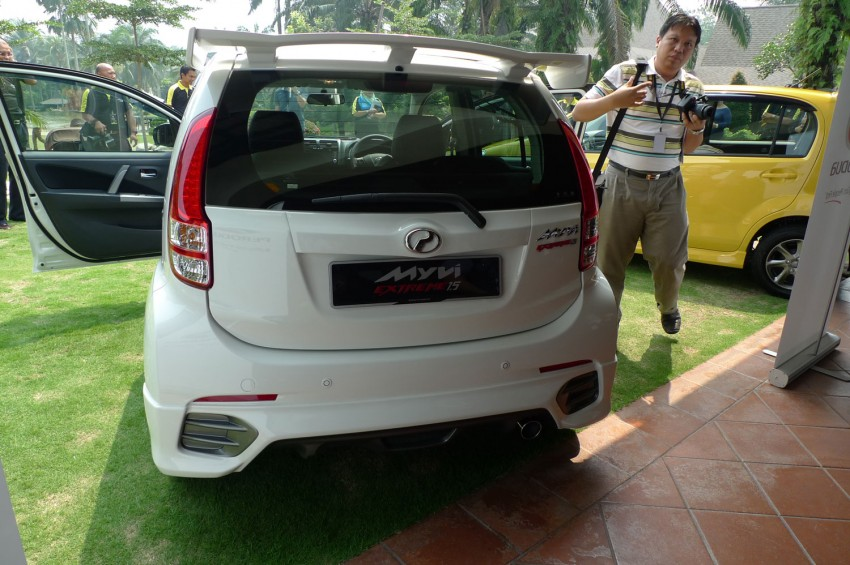 Perodua Myvi SE 1.5 and Extreme Launch and Test Drive Review Image #68829