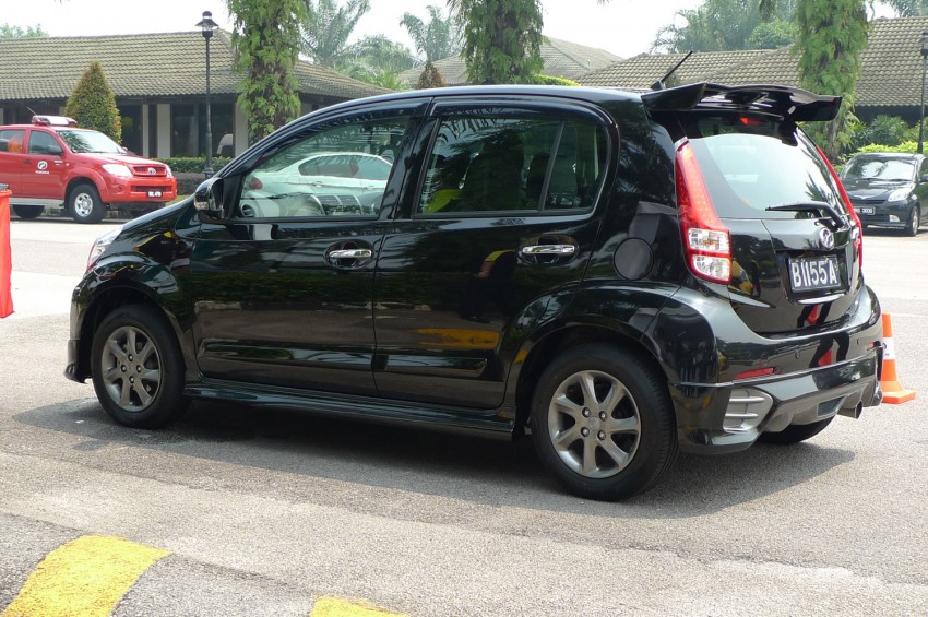 Perodua Myvi SE 1.5 and Extreme Launch and Test Drive Review Image #68830