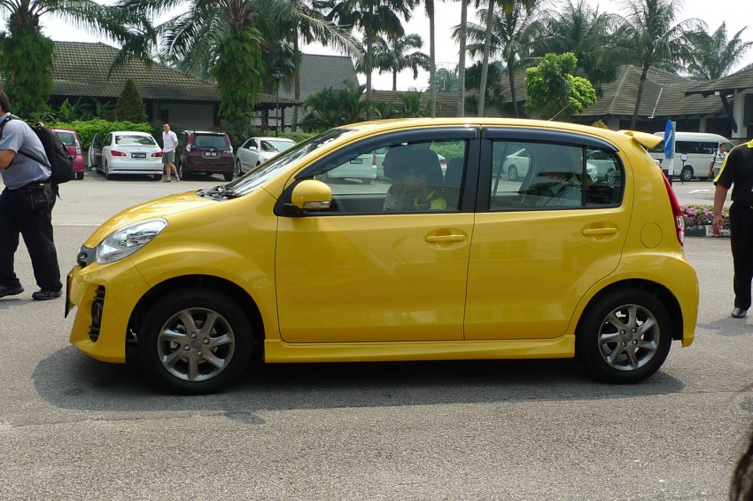 Perodua Myvi SE 1.5 and Extreme Launch and Test Drive Review Image #68831