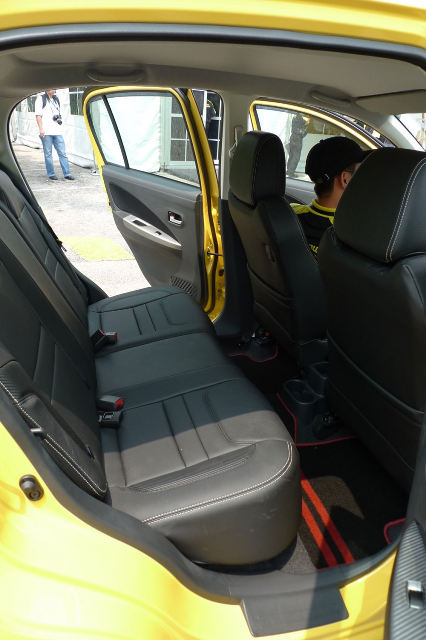 Perodua Myvi SE 1.5 and Extreme Launch and Test Drive Review Image #68832