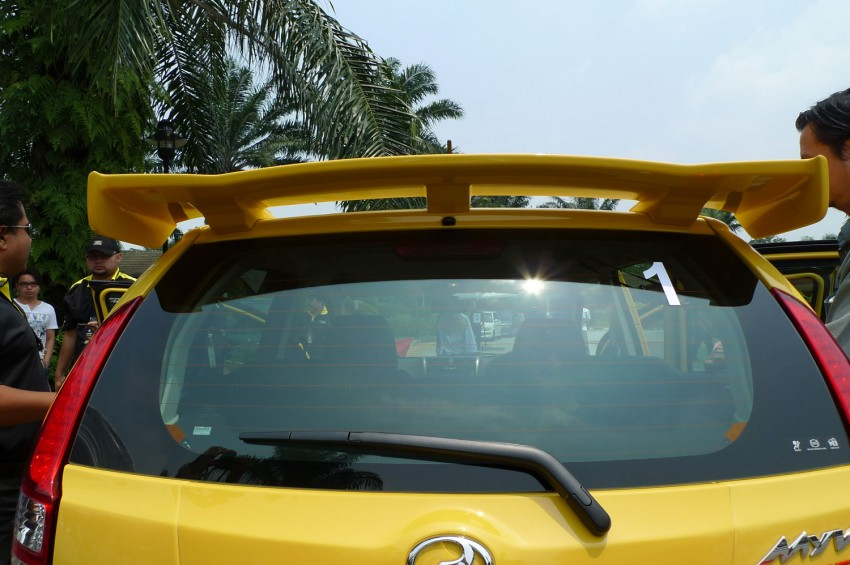 Perodua Myvi SE 1.5 and Extreme Launch and Test Drive Review Image #68836