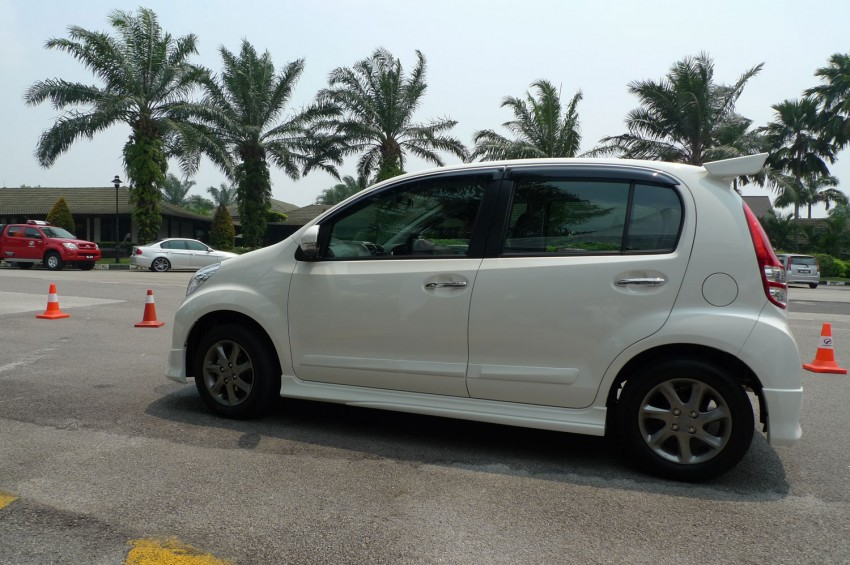 Perodua Myvi SE 1.5 and Extreme Launch and Test Drive Review Image #68838