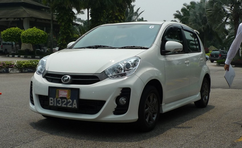 Perodua Myvi SE 1.5 and Extreme Launch and Test Drive Review Image #68839