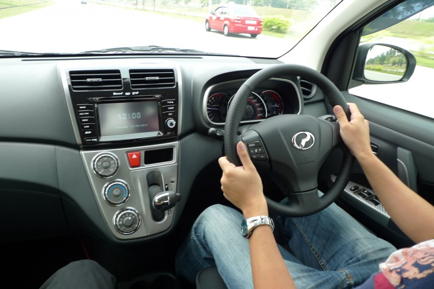 Perodua Myvi SE 1.5 and Extreme Launch and Test Drive Review Image #68841