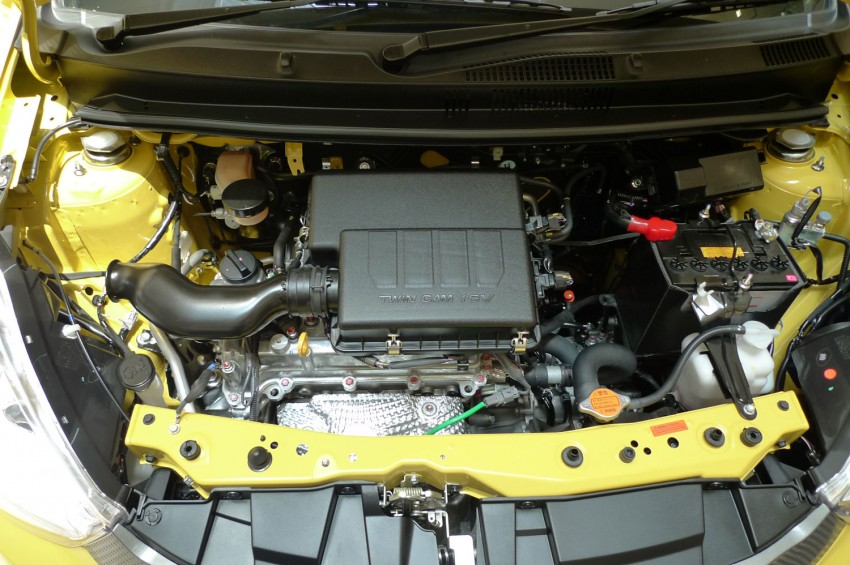 Perodua Myvi SE 1.5 and Extreme Launch and Test Drive Review Image #69254