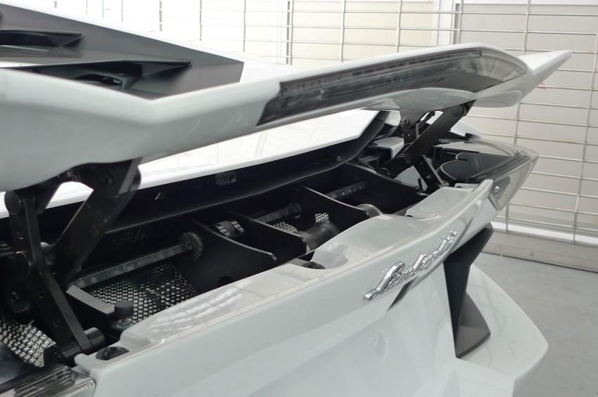 DRIVEN: Lamborghini Aventador LP700-4 in Sepang Image #70504