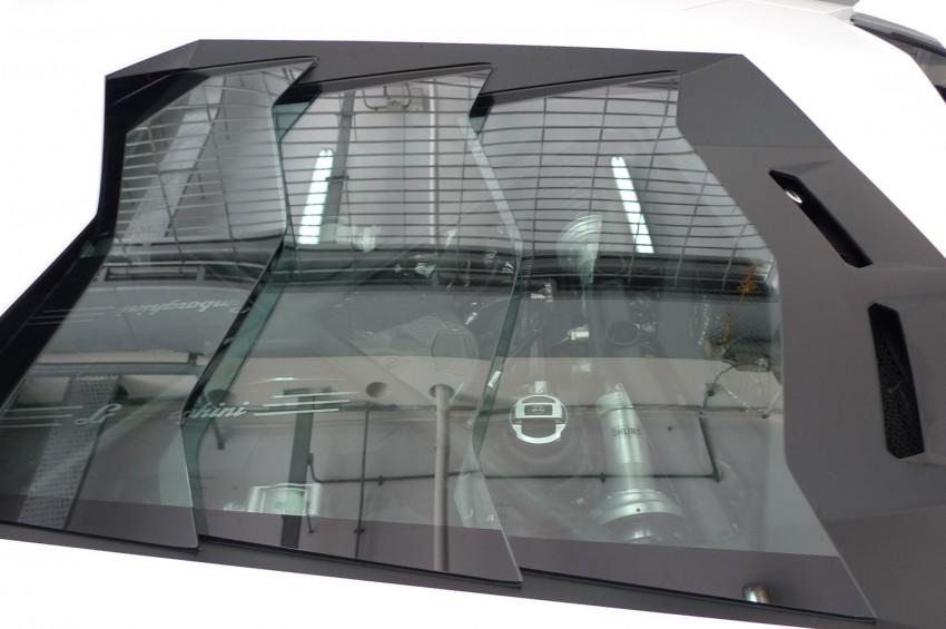 DRIVEN: Lamborghini Aventador LP700-4 in Sepang Image #70507