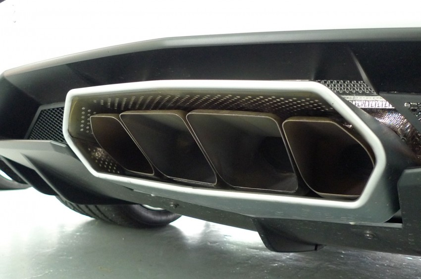 DRIVEN: Lamborghini Aventador LP700-4 in Sepang Image #70508