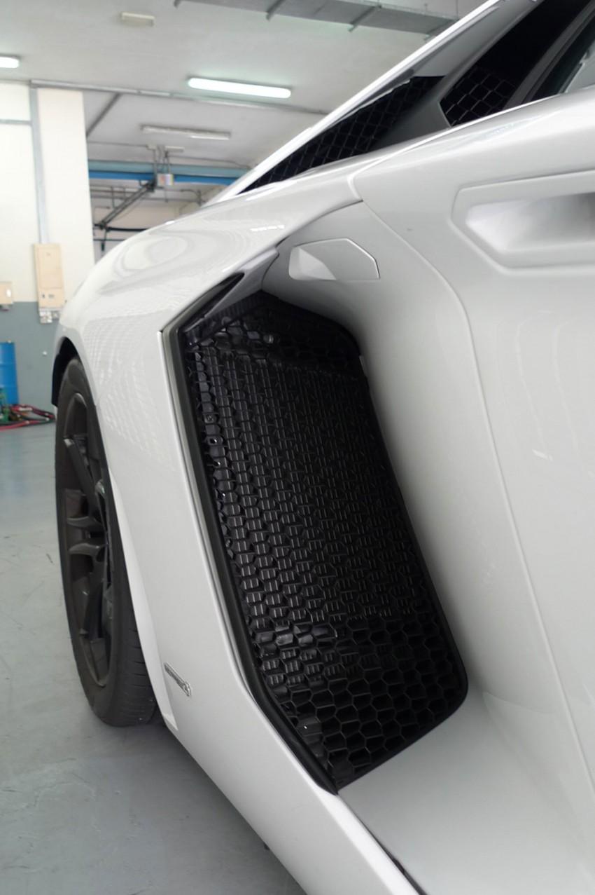 DRIVEN: Lamborghini Aventador LP700-4 in Sepang Image #70512