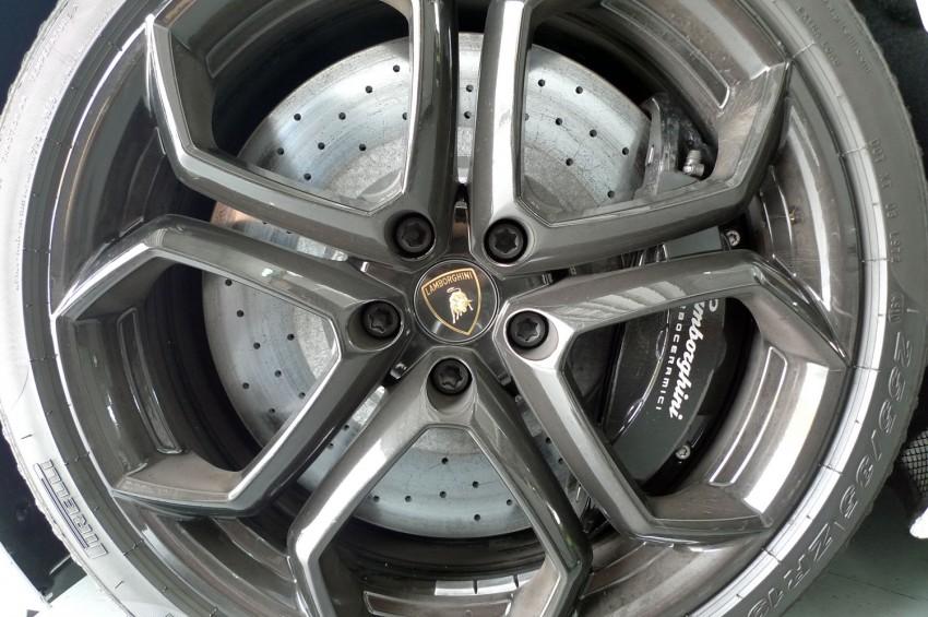 DRIVEN: Lamborghini Aventador LP700-4 in Sepang Image #70515