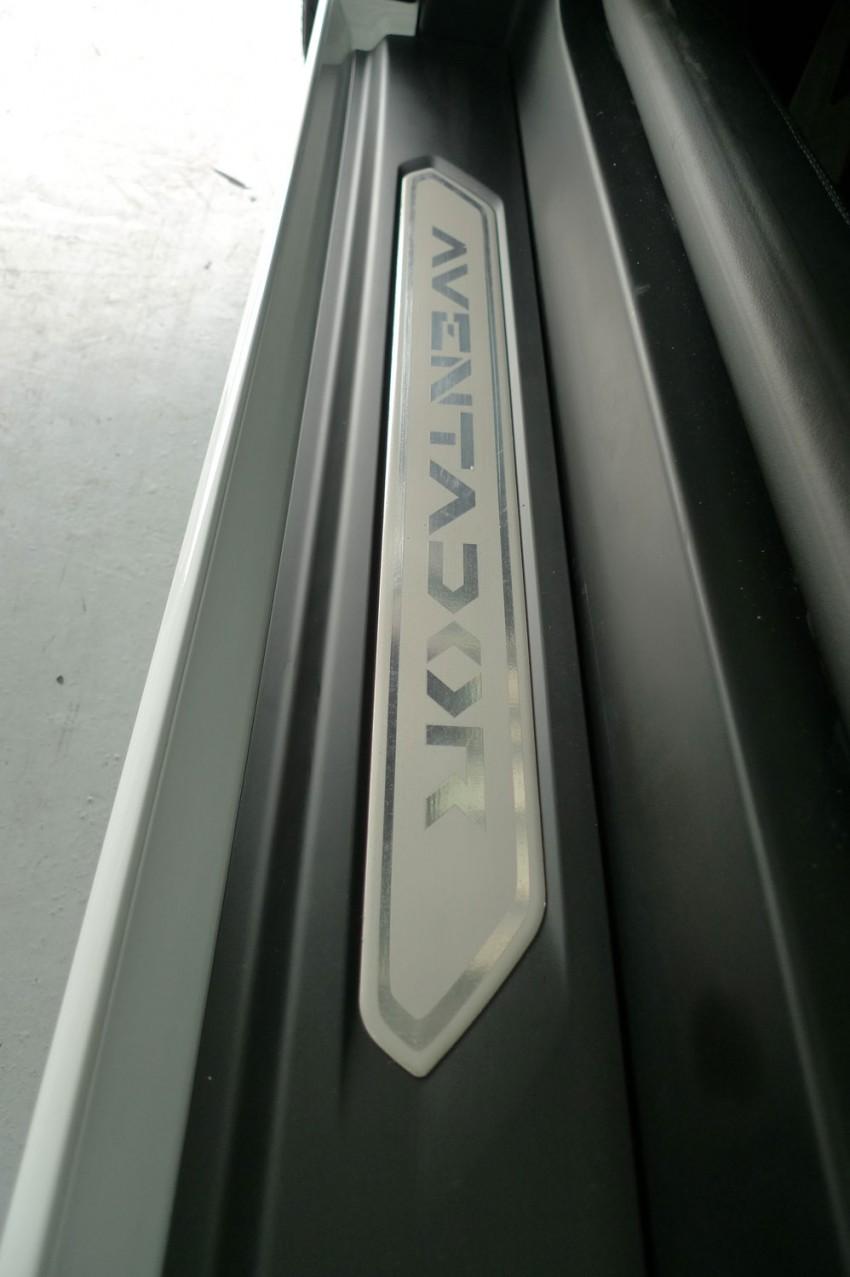DRIVEN: Lamborghini Aventador LP700-4 in Sepang Image #70525