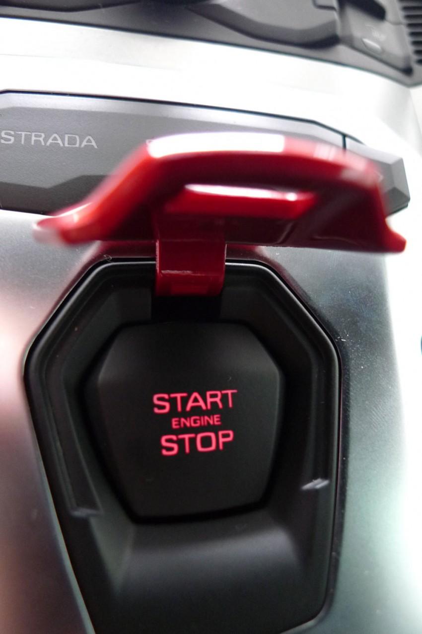 DRIVEN: Lamborghini Aventador LP700-4 in Sepang Image #70527