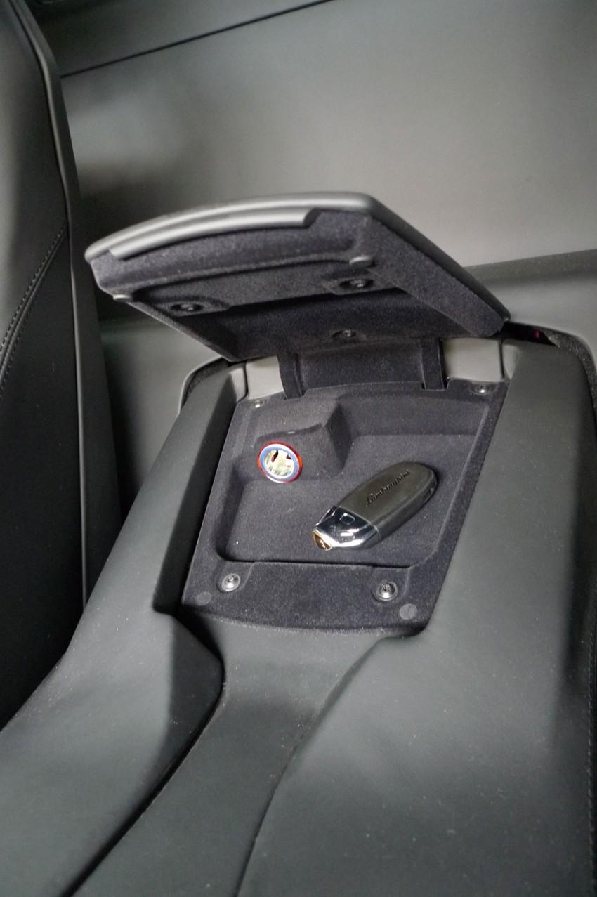 DRIVEN: Lamborghini Aventador LP700-4 in Sepang Image #70532