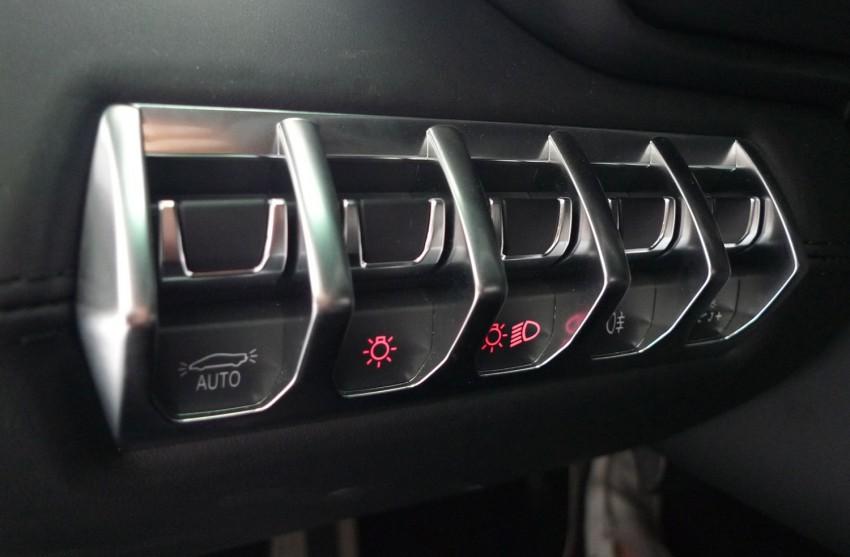 DRIVEN: Lamborghini Aventador LP700-4 in Sepang Image #70535